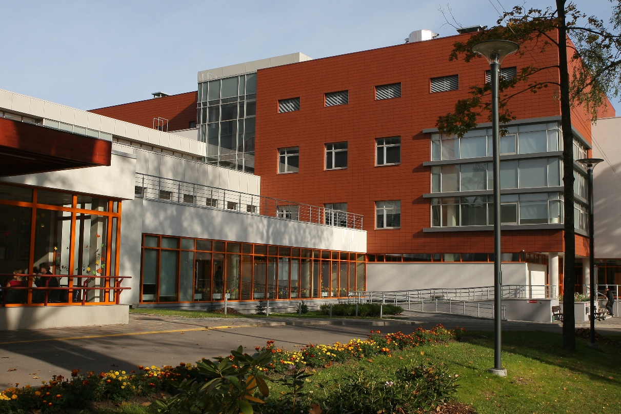 Children's Clinical University Hospital, Riga, Latvia