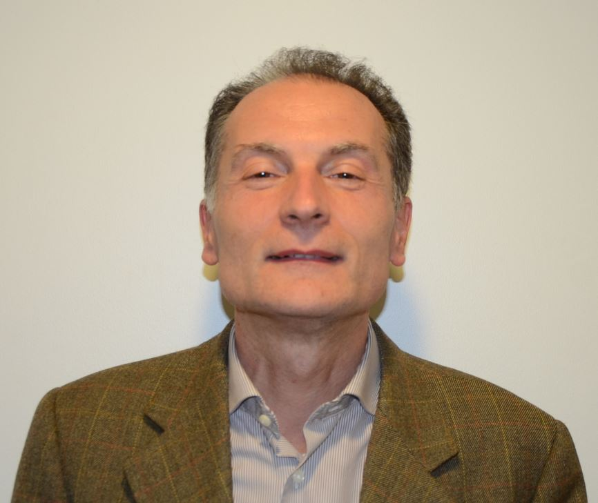 Giancarlo Iarossi, ophthalmologist and member of ERN-EYE.